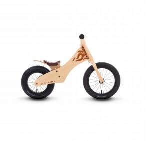 Early Rider Moto en bois