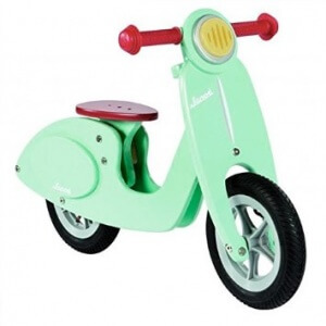 Draisienne Janod Scooter Mint