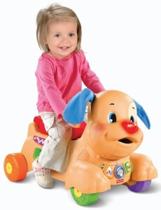 Porteur Fisher Price Puppy