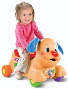 Porteur Fisher Price Puppy