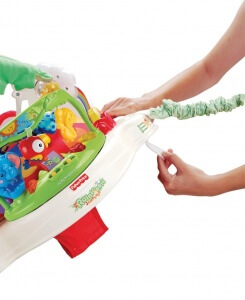 Jumperoo Jungle Fisher price