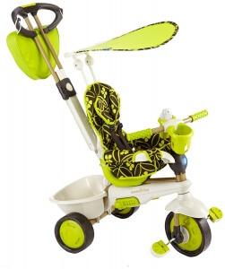 Smart Trike 4 en 1