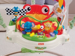 Jumperoo Jungle pas cher